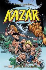 Couverture Ka-Zar : La Loi de la jungle