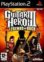 Jaquette Guitar Hero III: Legends of Rock