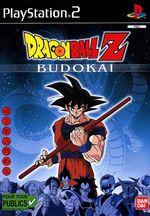 Jaquette Dragon Ball Z Budokai