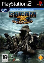 Jaquette Socom: U.S. Navy Seals