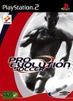 Jaquette Pro Evolution Soccer