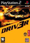 Jaquette DRIV3R