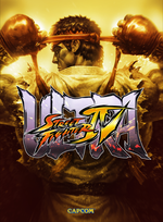 Jaquette Ultra Street Fighter IV