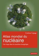 Couverture Atlas mondial du nucléaire