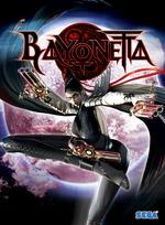 Jaquette Bayonetta