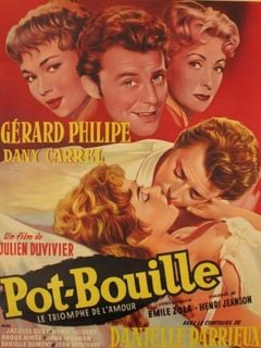 Affiche Pot-Bouille