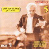 Pochette Von Karajan Inédito 5