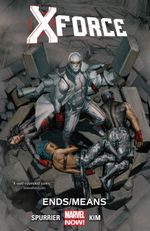 Couverture Ends/Means - X-Force (2014), tome 3