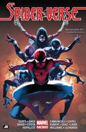 Couverture Spider-Verse