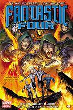 Couverture Fantastic Four by Matt Fraction Omnibus