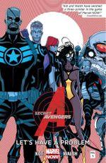 Couverture Let's Have a Problem - Secret Avengers (2014), tome 1