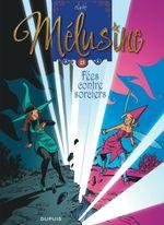 Couverture Mélusine - Tome 23 - Fées contre sorciers