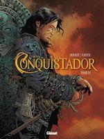 Couverture Conquistador, tome 4