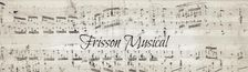 Cover Frisson musical (liste participative)