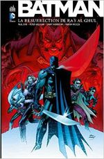 Couverture Batman : La Résurrection de Ra's Al Ghul