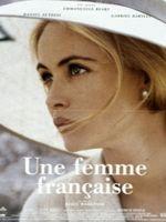 Affiche Une femme française
