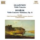 Pochette Glazunov: Violin Concerto / Dvořák: Violin Concerto / Romance, op. 11