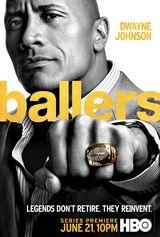 Affiche Ballers
