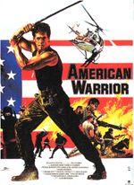 Affiche American Warrior