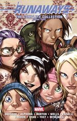 Couverture Runaways: The Complete Collection, Volume 3