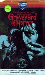 Affiche Graveyard of horror