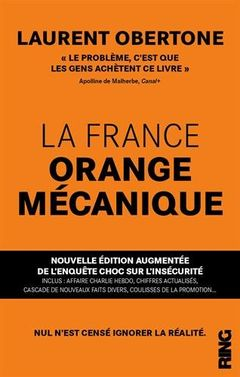 Couverture La France orange mécanique