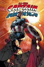 Couverture Hydra Ascendant - All-New Captain America, tome 1