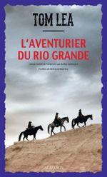 Couverture L'Aventurier du Rio Grande