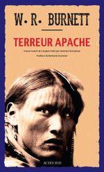 Couverture Terreur apache