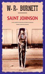 Couverture Saint Johnson