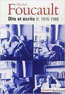Couverture Dits et écrits II, 1976-1988