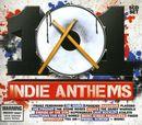 Pochette 101 Indie Anthems