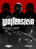 Jaquette Wolfenstein : The New Order