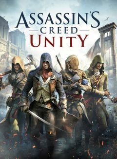 Jaquette Assassin's Creed: Unity