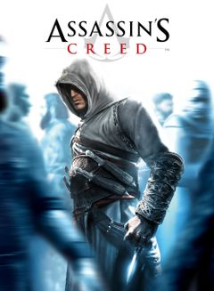 Jaquette Assassin's Creed
