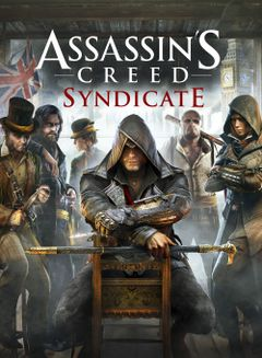 Jaquette Assassin's Creed Syndicate