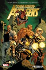 Couverture Possession - New Avengers (2010), tome 1