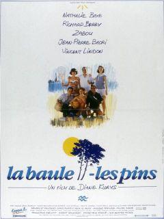 Affiche La Baule-les-Pins