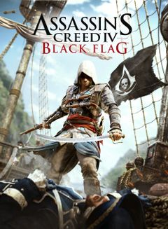 Jaquette Assassin's Creed IV: Black Flag