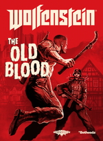 Jaquette Wolfenstein : The Old Blood