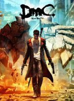 Jaquette DmC : Devil May Cry