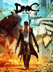 Jaquette DmC: Devil May Cry