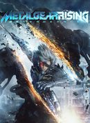 Jaquette Metal Gear Rising : Revengeance