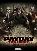 Jaquette Payday : The Heist