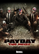 Jaquette Payday: The Heist