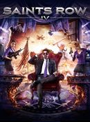 Jaquette Saints Row IV