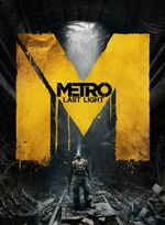 Jaquette Metro : Last Light