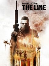 Jaquette Spec Ops : The Line