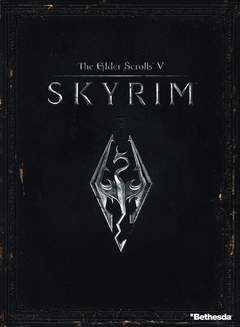 Jaquette The Elder Scrolls V : Skyrim