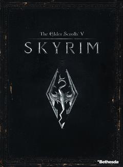 Jaquette The Elder Scrolls V: Skyrim